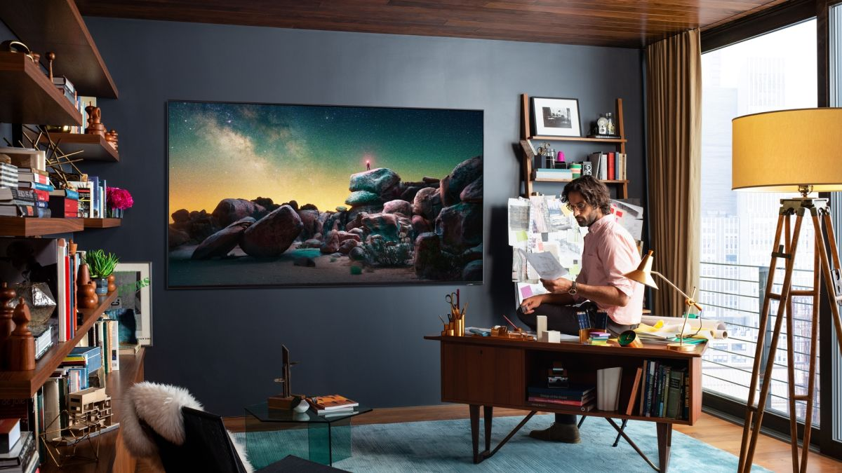 Best Large Tvs 2019 Best TV 2019: here are the big screen TVs worth buying this year