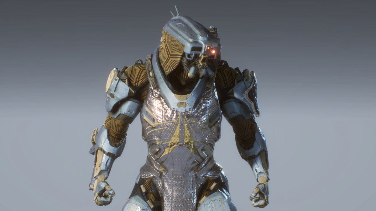 Anthem Ranger Javelin Guide All Abilities Weapons Grenades