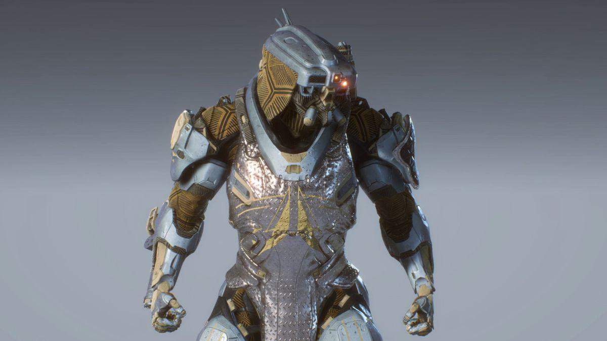 Anthem Interceptor guide - the best combos, gear abilities