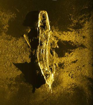 malaysian shipwreck