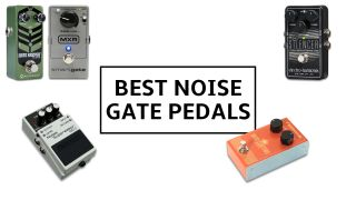 The 8 best noise gate pedals 2021: clean up your signal with the best noise gate pedals for guitar