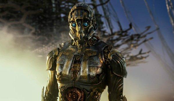 Cogman, the ninja robot butler
