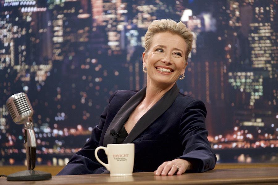 Emma Thompson in Late Night