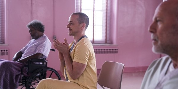 M. Night Shyamalan Is Working On His First Movie Post-Glass