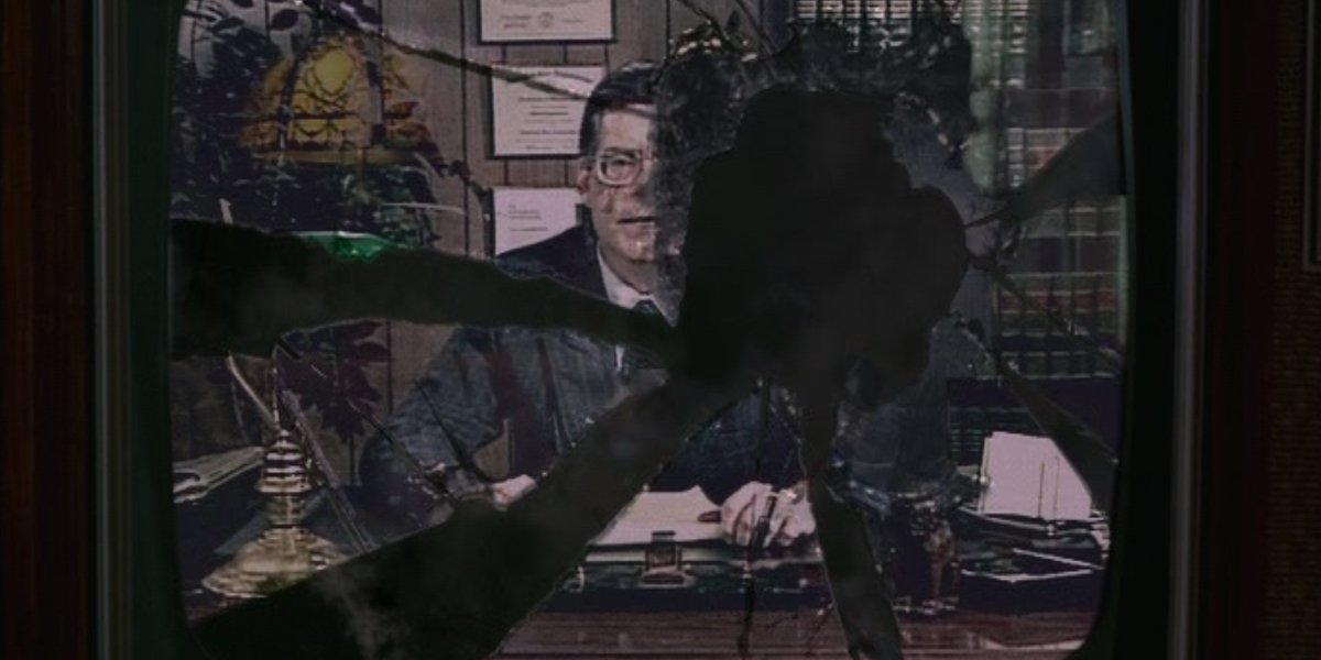 Storm Of The Century – Lawyer In Ad Stephen King Cameo