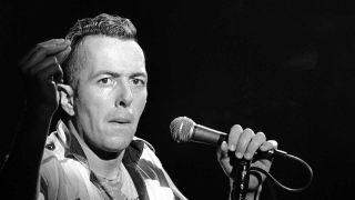 Joe Strummer in 1985