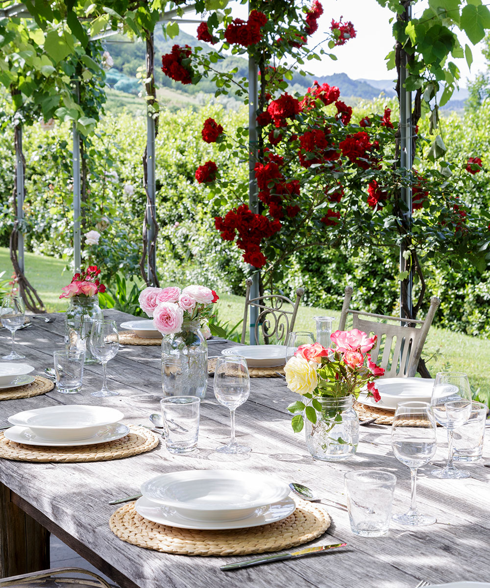Best garden tables – stylish tables for al fresco soirees in wood and metal
