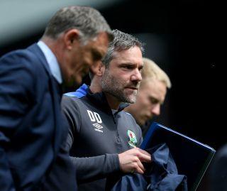 Brentford v Blackburn Rovers – Sky Bet Championship – Griffin Park