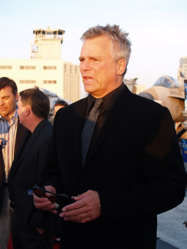 Comic Con: Aircraft Carrier Premiere Of Stargate Continuum #2774