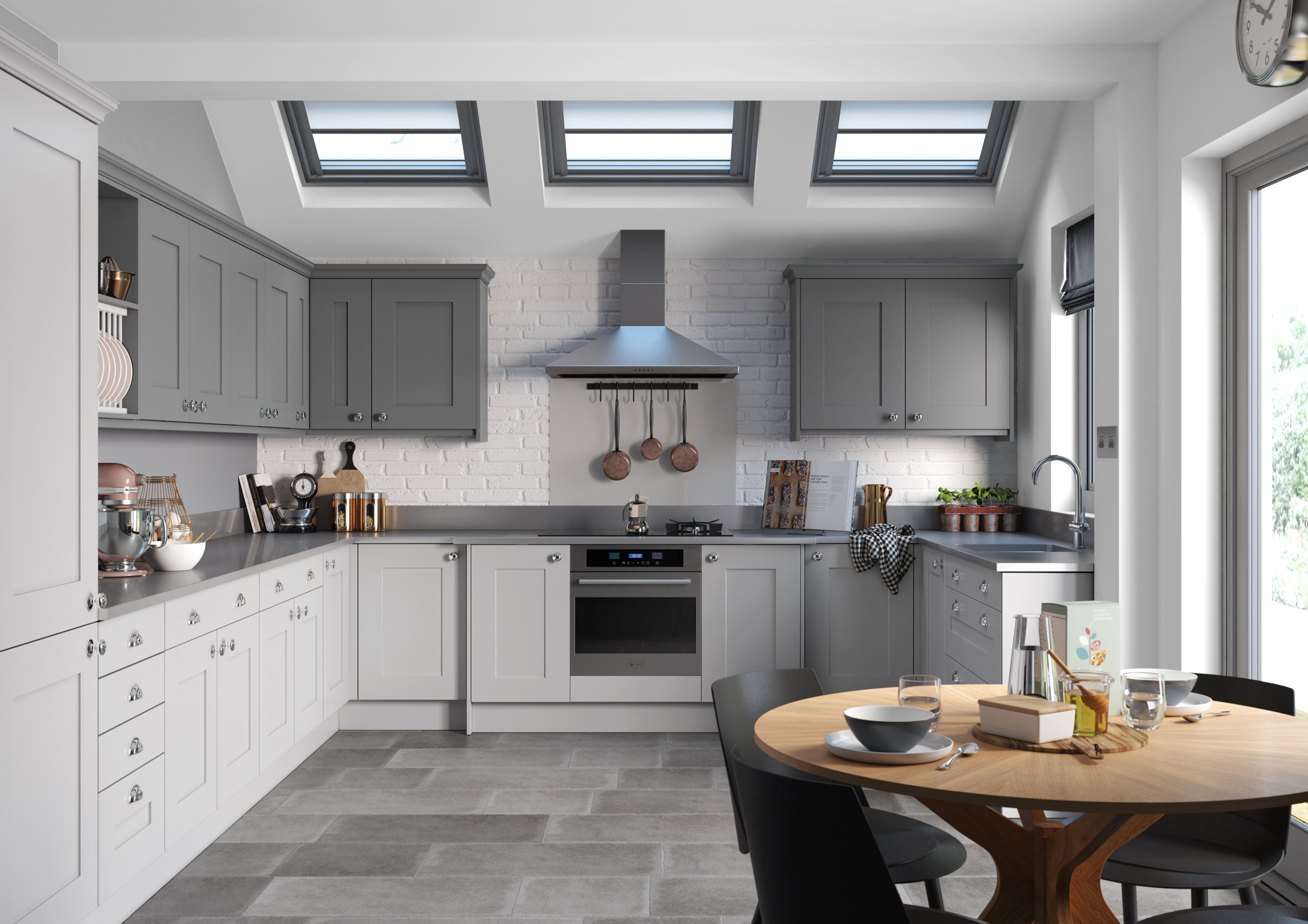 U Shaped Kitchen Ideas 8 Great Designs For Any Sized Space Homebuilding