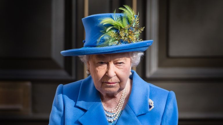 Queen Elizabeth II visits Watergate House to mark the centenary Of GCHQ