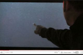 April 30th 2011 - UFOs pause and reverse direction. Ed Grimsley's UFO Nightvision