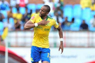 Veteran midfielder Tiyani Mabunda