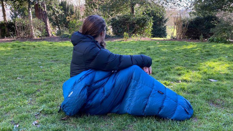 Alpkit PipeDream 200 lightweight sleeping bag review