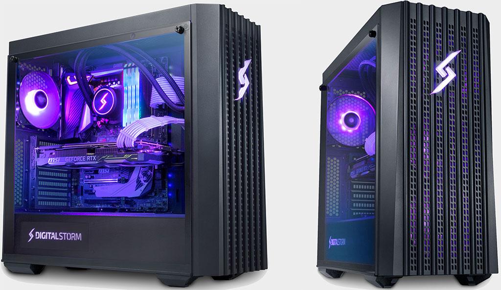 Digital Storm launches custom Lynx gaming desktops starting