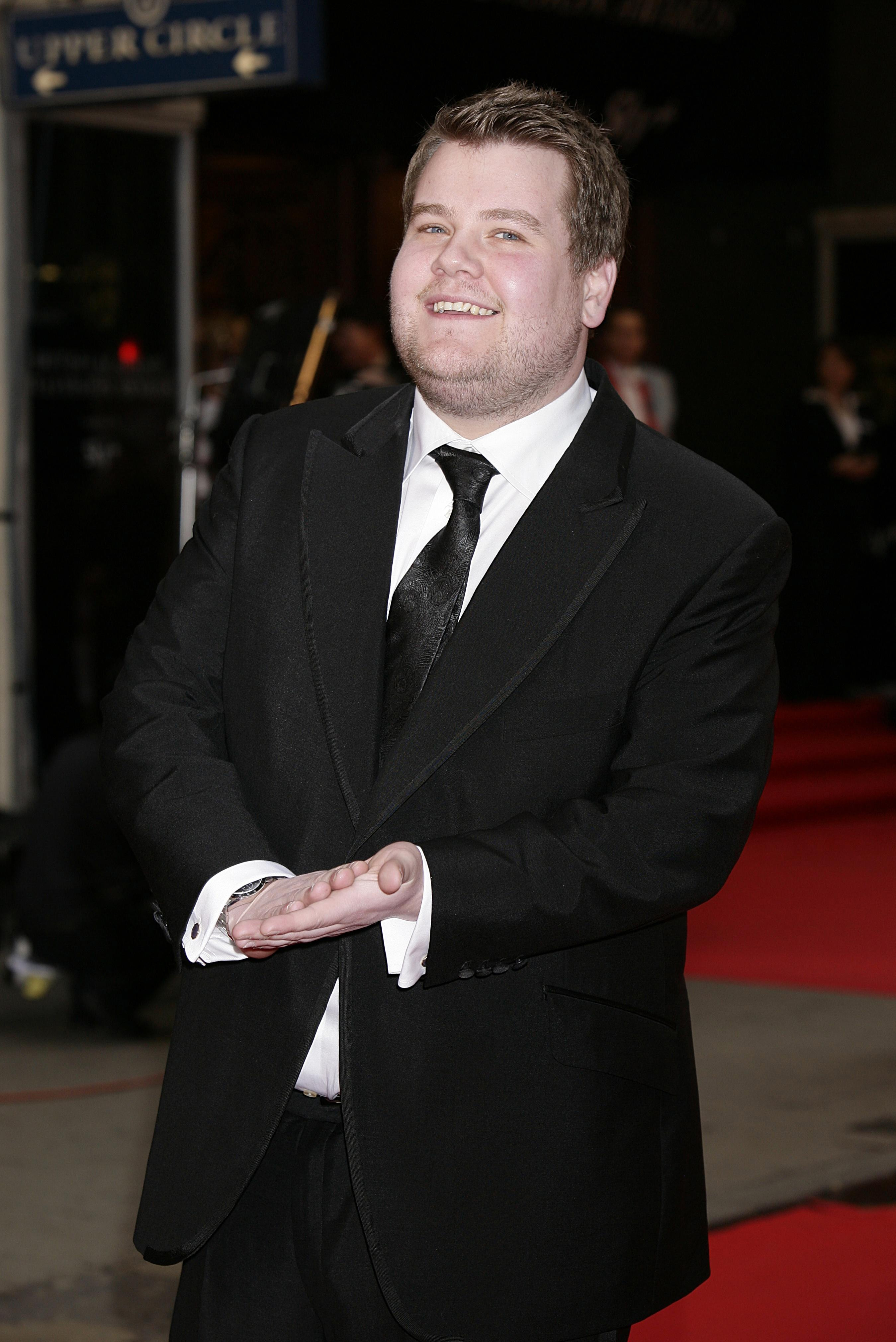 James Corden back in new series of Doctor Who