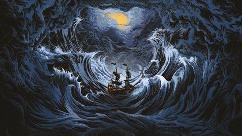 Sturgill Simpson A Sailor's Guide To Earth album cover