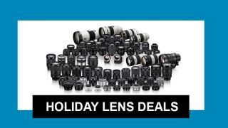 Holiday lens deals: the best savings on the best camera lenses!