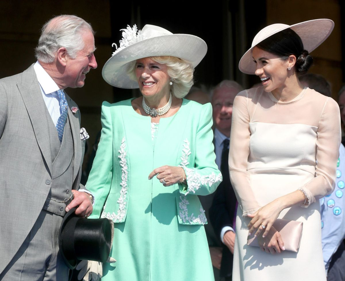 Prince Charles' sweet tribute to daughter-in-law Meghan revealed