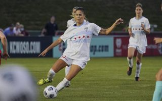 Katie Johnson and the Chicago Red Stars will play in the four-team Women's Cup in August.