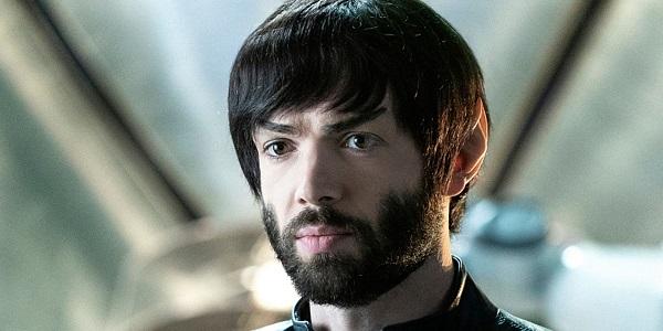 Ethan Peck Spock Star Trek: Discovery