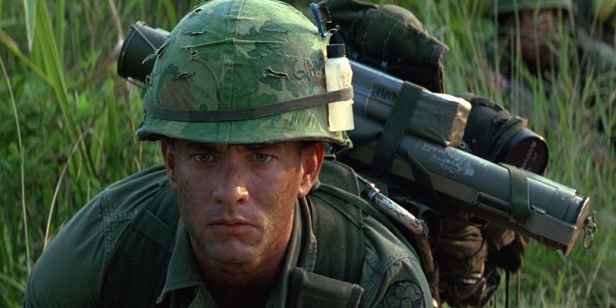 Tom Hanks - Forrest Gump