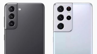 New Samsung Galaxy S21 images show off its many colours