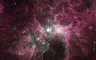 Eta Carinae Clouds 1920