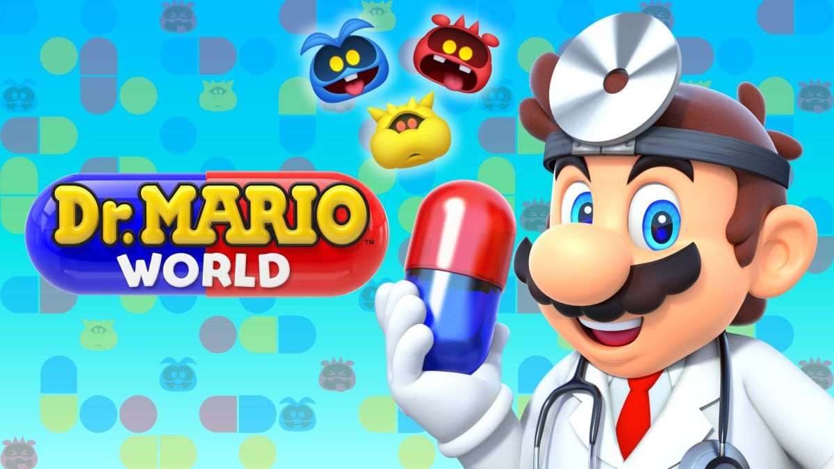 Dr. Mario World is coming to iPhone and Android on July 10