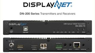 DVIGear Launches Next-Gen DisplayNet at ISE
