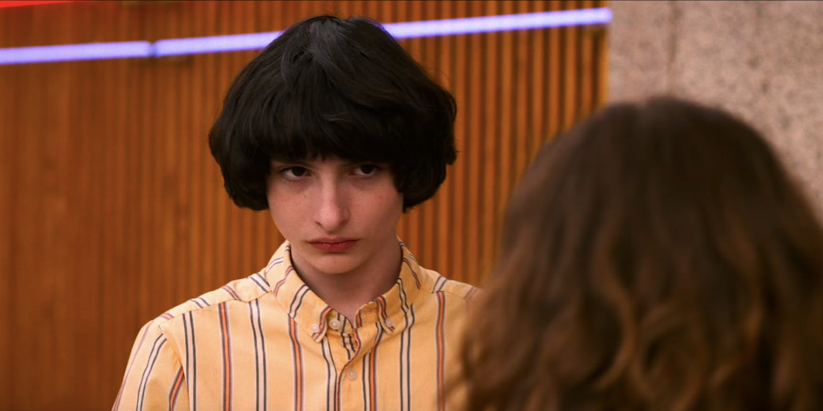 mike stranger things finn wolfhard netflix season 3