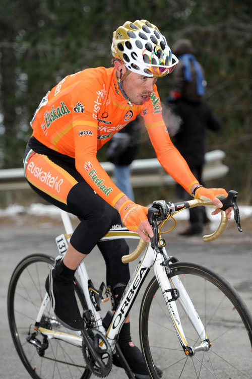 Samuel Sanchez, Paris-Nice 2010, stage four