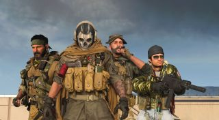 A Call of Duty: Warzone screenshot.