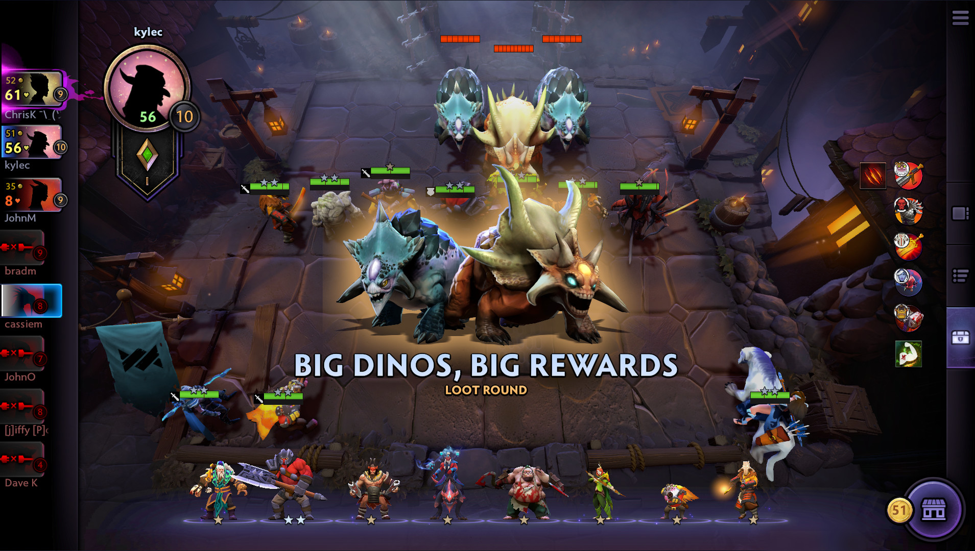 Dota Underlords open beta is now live on Steam and mobile devices   PC Gamer