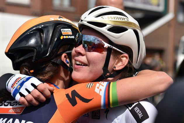 Valverde wins fourth Liege-Bastogne-Liege title