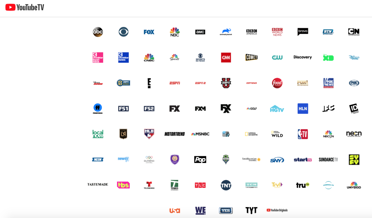 Youtube Tv Channels Cost Supported Devices And More Tom S Guide