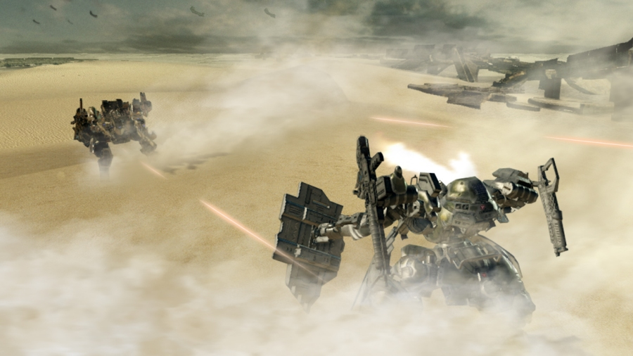 Armored Core: Verdict Day Coming This Summer To Xbox 360, PS3 #25738