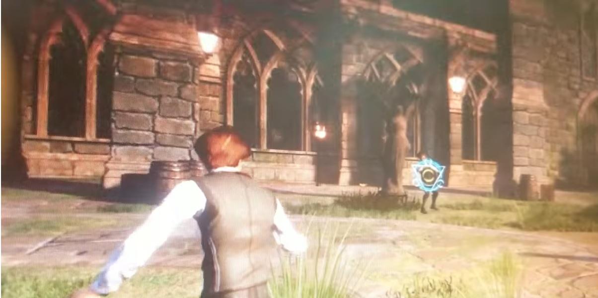 Footage of Harry Potter RPG leaks online | PC Gamer