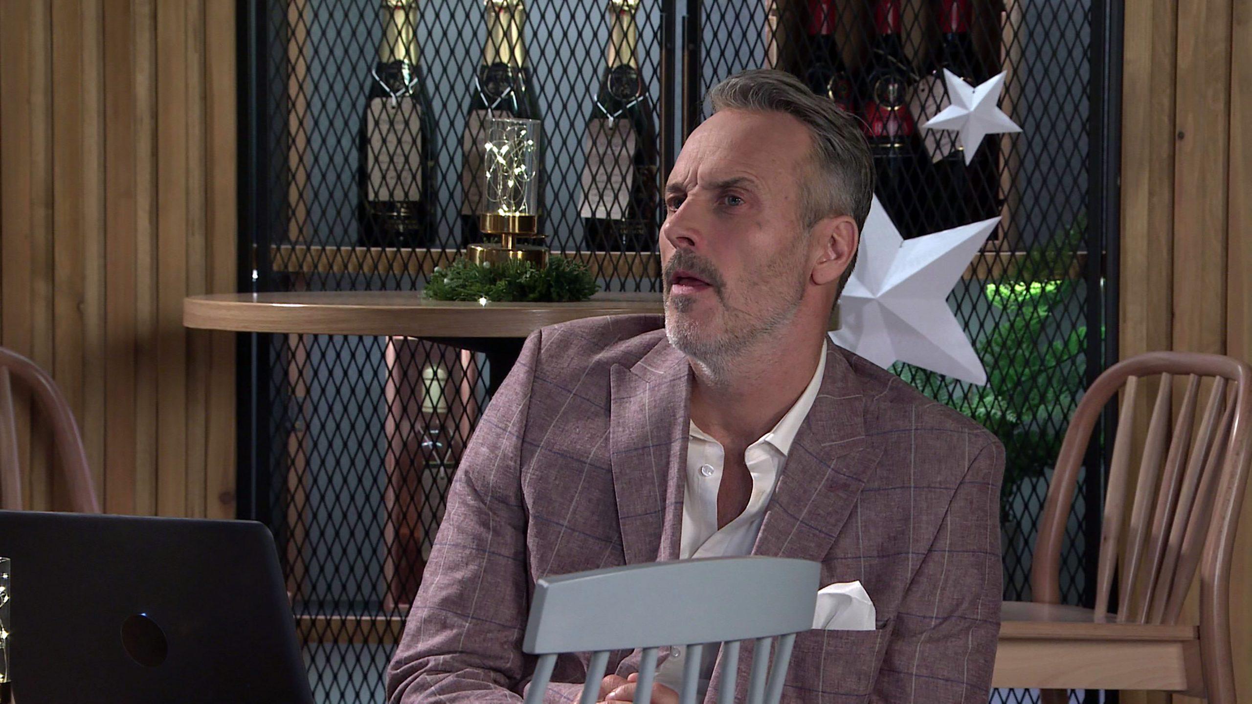 Spoiler de Coronation Street: Ray tiene una oferta tentadora para Nick Tilsley