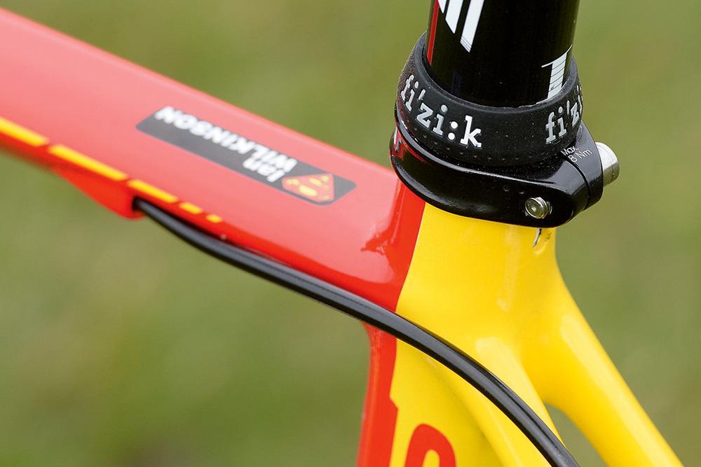 Raleigh Wilko Bike grip