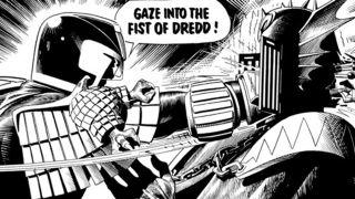 Mega-City One's finest: the best Judge Dredd comics around