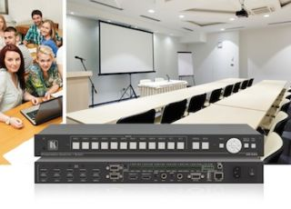 Kramer to Unveil New 12-Input ProScale Digital Scaler/Switcher