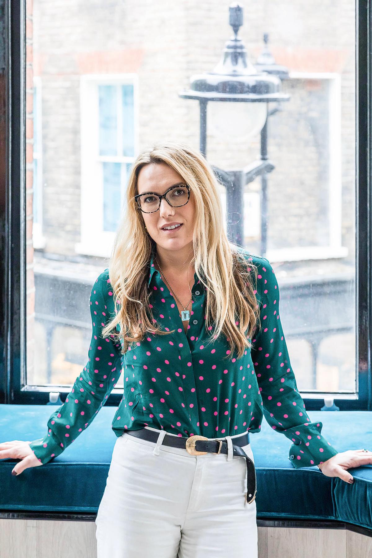 Lucy Barlow designer profile