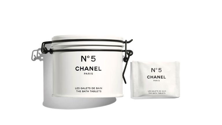 Chanel No. 5 Bath Tablets