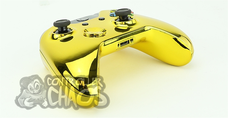 Golden-Chrome Xbox One, PlayStation Controllers Become Best Sellers #30894