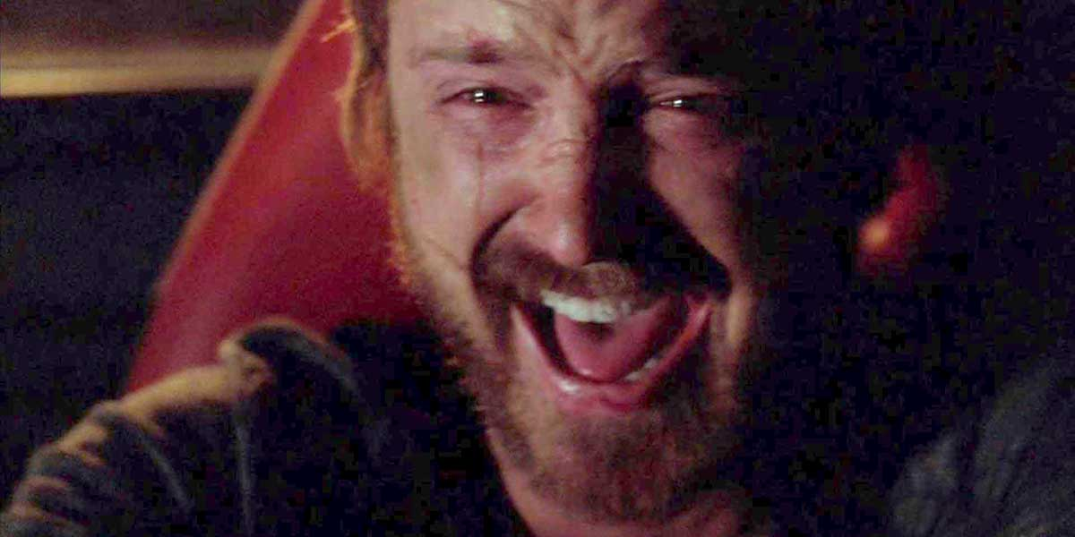Aaron Paul as Jesse Pinkman Breaking Bad finale AMC
