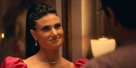 The Funny Way Uncut Gems Star Idina Menzel Got Into Character As Adam Sandler's Wife