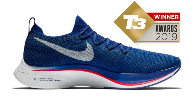 Nike Zoom Pegasus Turbo is top running shoe at T3 Awards