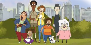 The cast of 'Central Park'