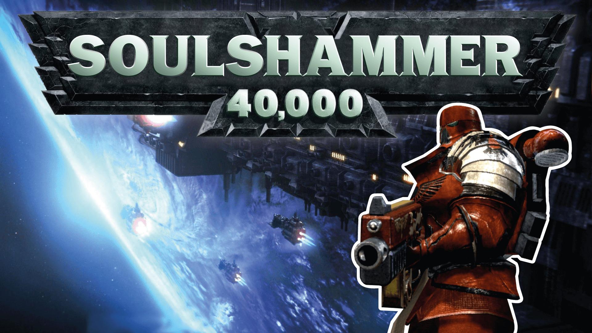 Soulshammer 40,000 mod brings Space Marines to Dark Souls | PC Gamer